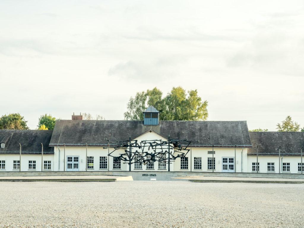 Konzentrationslager in Dachau