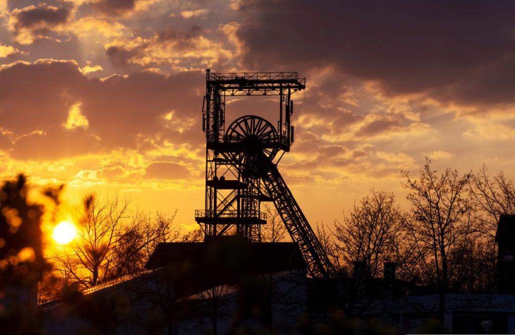 Ehemaliger Bergbau im Saarland