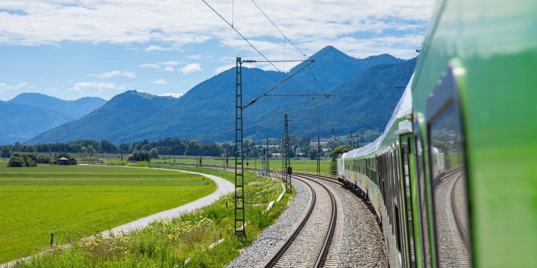 Der Nachtexpress bringt euch bequem von Sylt in die Alpen
