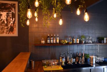 View of the bar at Zeroliq Berlin