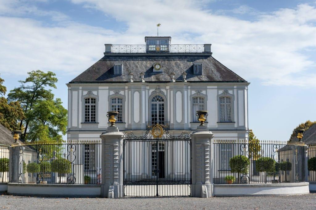 Jagdschloss Falkenlust in Brühl