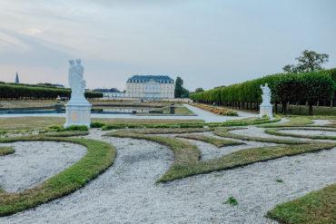 Schlosspark Augustusburg in Brühl