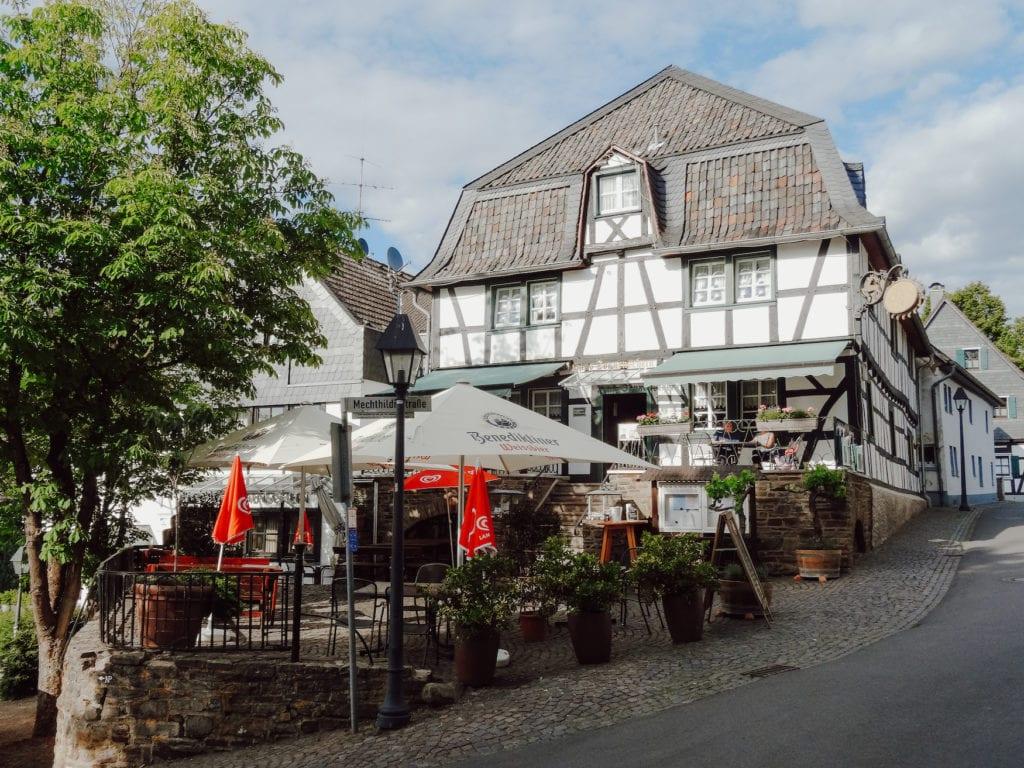 Gastronomie in Stadt Blankenberg