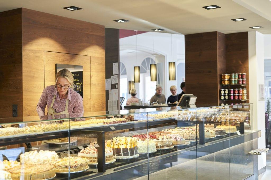 Café Wild in Wermelskirchen - Leckere Pralinen und Torten aus dem Bergischen Land