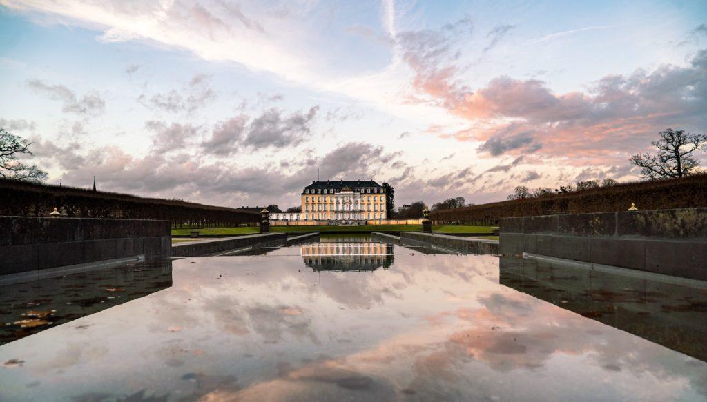 Schloss Augustburg in Brühl. Ein toller Ausflug rund um Köln