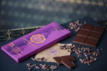 Vegane Zartbitterschokolade