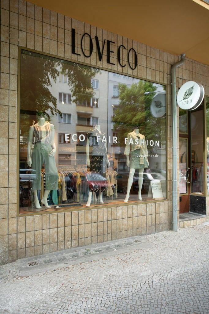 Loveco Store in Schöneberg in Berlin