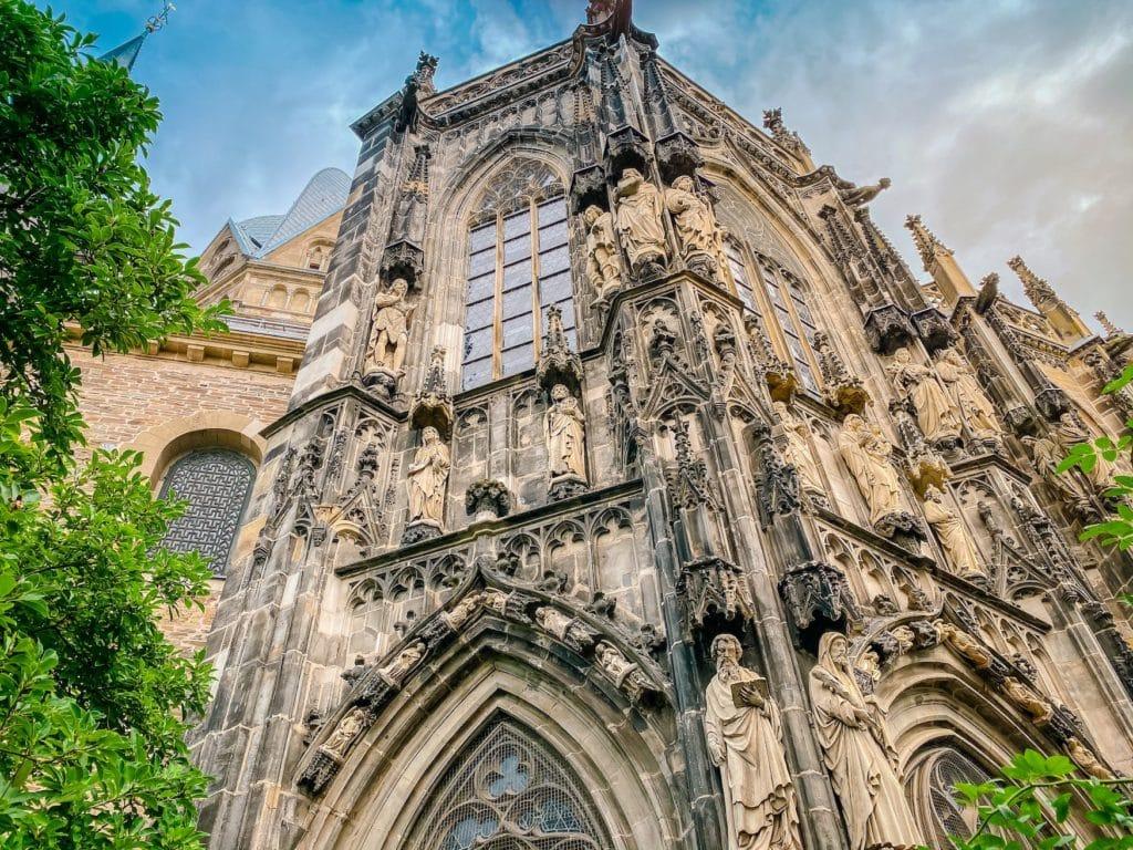 Aachener Dom gehört zu den beliebtesten Unesco-Welterbestätten in Deutschland