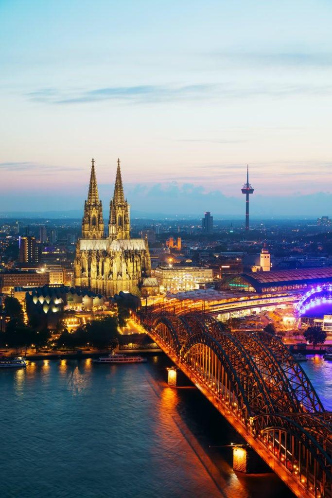 Eine der beliebtesten Unesco-Welterbestätten in Deutschland? Der Kölner Dom