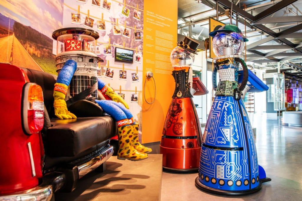 Computer-Museum in Paderborn: Das Heinz Nixdorf Museum