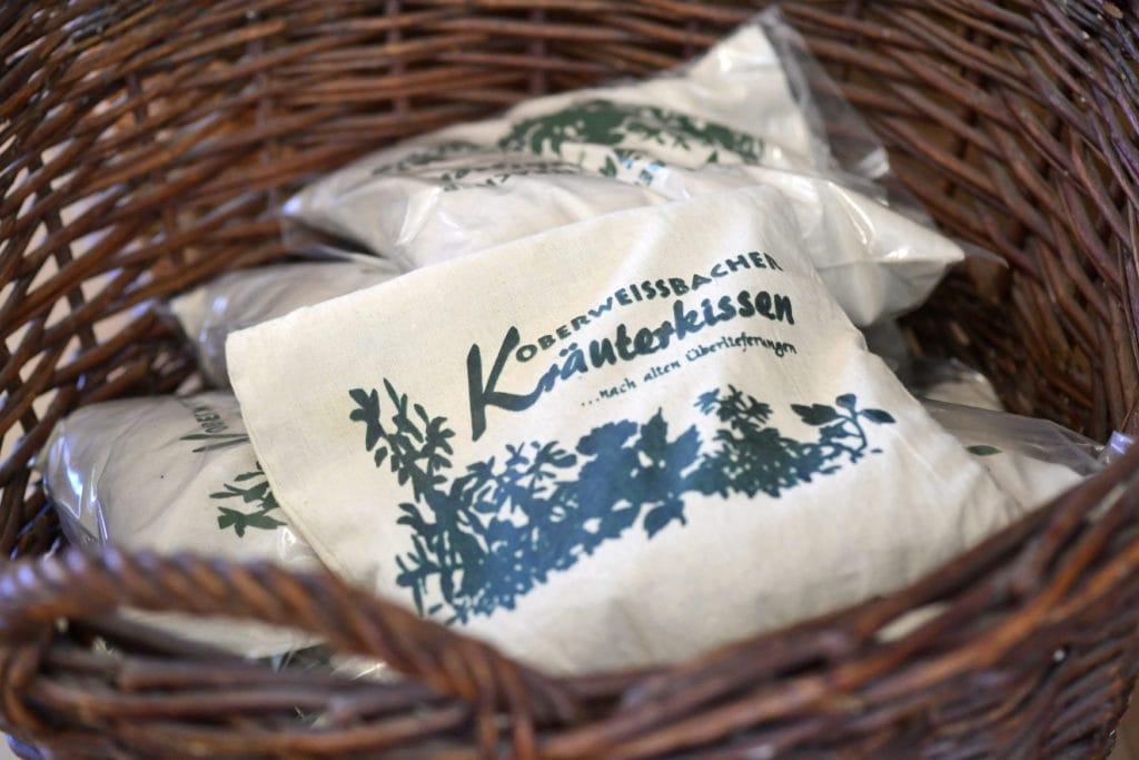 Oberweissbacher Kräuterkissen