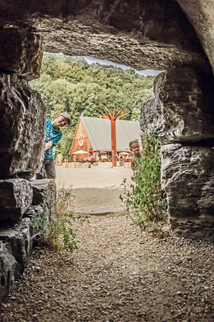 Erlebnisspielplatz der HöhlenErlebnisWelt
