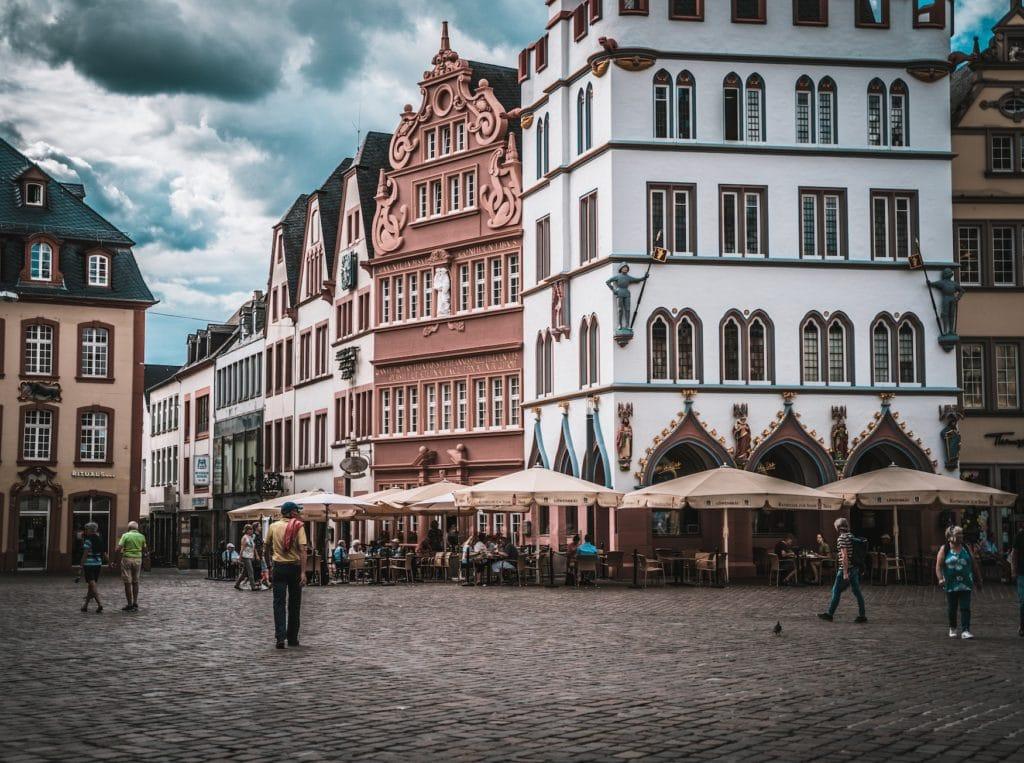 Altstadt von Trier