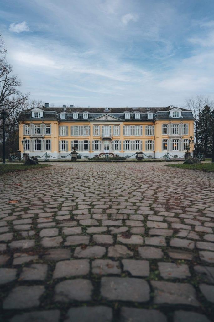 Museum Morsbroich in Leverkusen