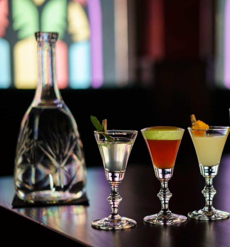 Hamburg Insider Tipps: Chug Flight - Cocktails im The Chung Club