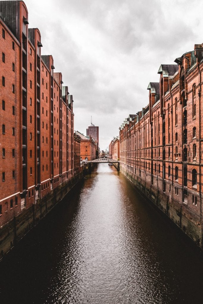 Die Speicherstadt in Hamburg ist einer der schönsten Fotospots in Deutschland