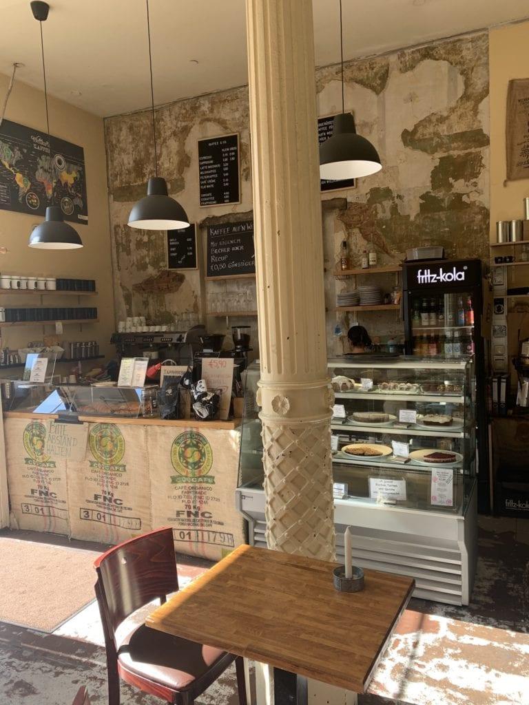 Das Kopiba Café ist einer unserer Hamburg Insider Tipps