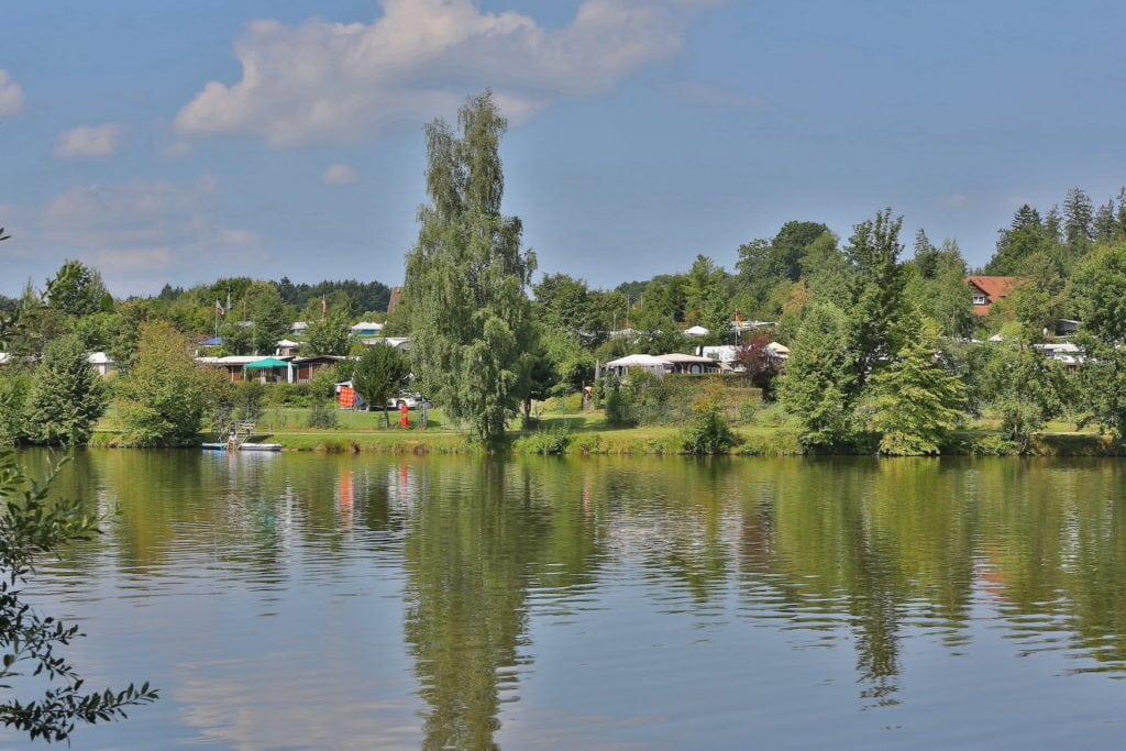Campingplatz am Häslesee
