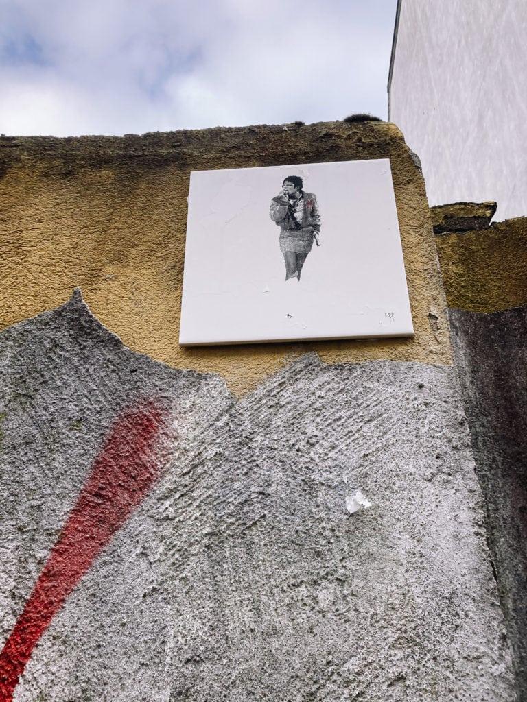 Auf dem Fahrrad durch Köln und dabei Street-Art entdecken