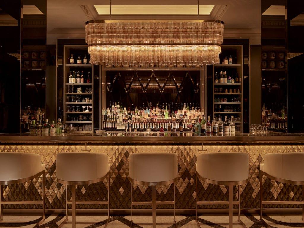 Fragrances Bar im The Ritz-Carlton in Berlin