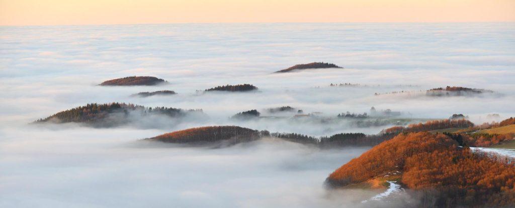 Einer der Secret Places in Deutschland: Die Wasserkuppe am Hochrhöner
