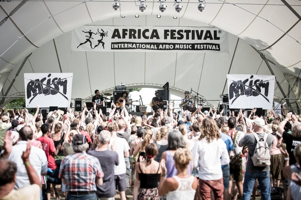 International Africa Festival in Würzburg