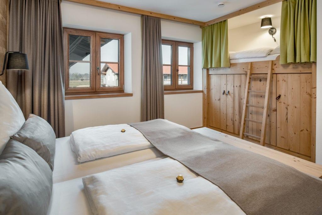 Reiturlaub in Bayern im Seehof am Waginger See