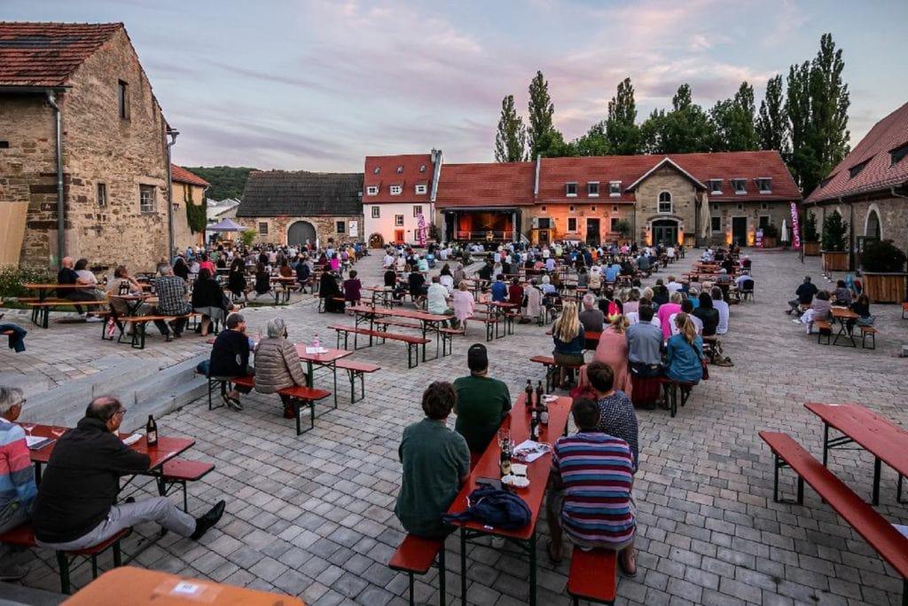 Kulturtage auf dem Gut Wöllried im Fränkischen Weinland