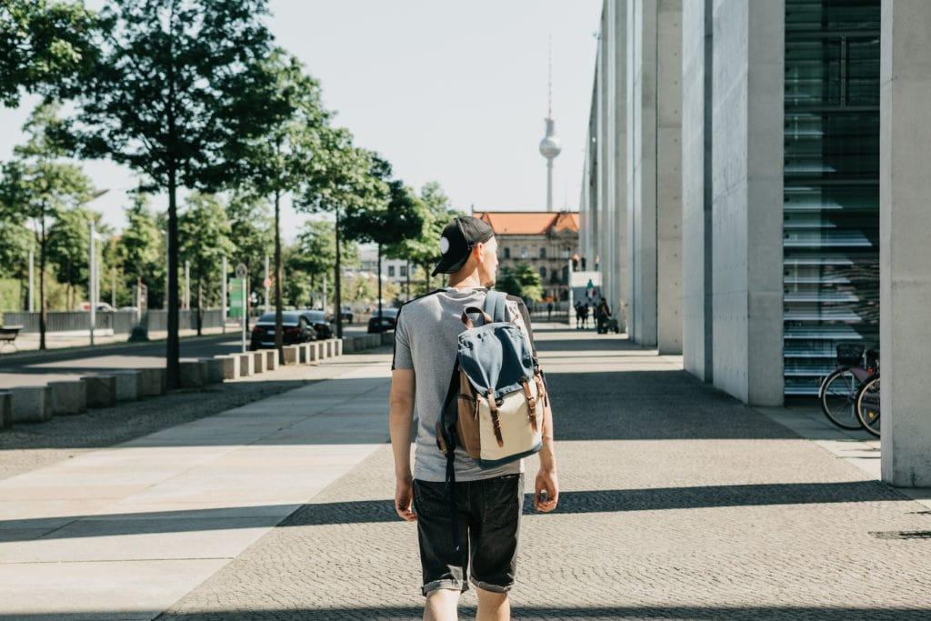 Gutes Wetter in den Sommerferien in Berlin