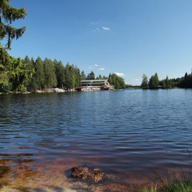 Seen im Fichtelgebirge: Der Fichtelsee