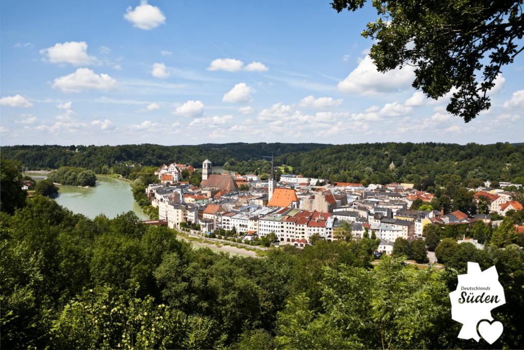 Altstadt Wasserburg am Inn