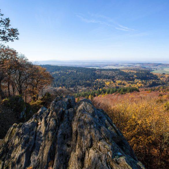 View of Taunus Nature Park